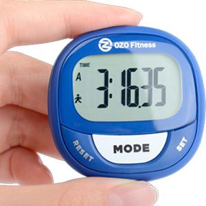 SC2 Pedometer watch clock step counter tracker