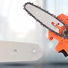 GOXAWEE Chain anti splash board residential limbing arbor maintenance multi outdoor cutting tasks