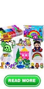 Fuse Beads Craft Kit