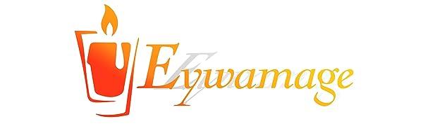 eywamage flameless candles