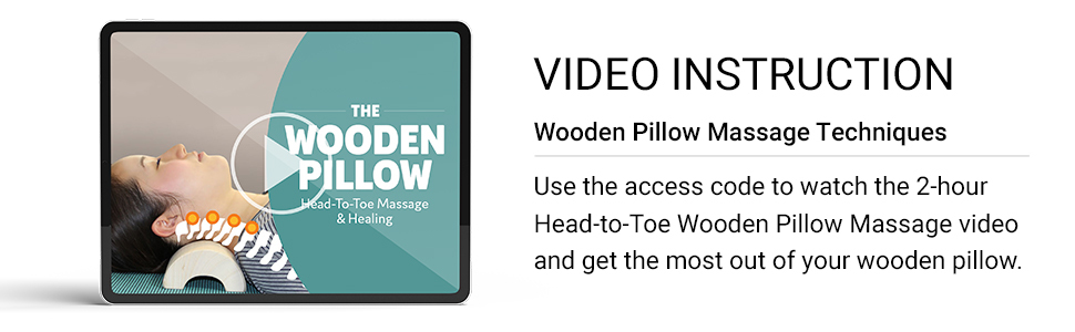 HSP wooden pillow, pillow wood, wooden pillow, wooden pillow for neck, neck wooden pillow