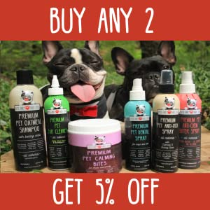 Anti Chew Dog Training Spray: No Chew Bitter Spray and Pet Deterrent for  Dogs and Cats - Behavior Correction to Stop Chewing and Licking - Safe for