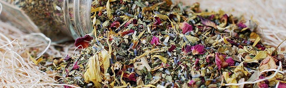 Nest Bedding Shavings Organic Herbs