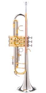 standard trumpet MTT-30CN nickel plated