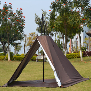 Camping tipi tent 4