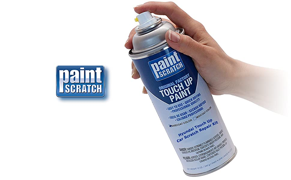 touch up paint spray can kit