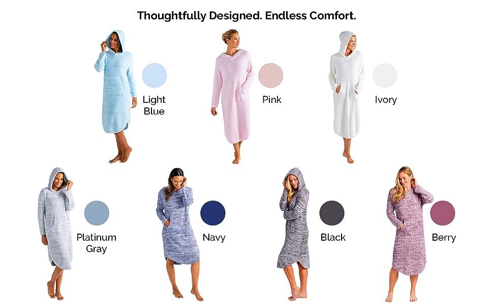 softies women's comfort wear sleepwear loungewear robes