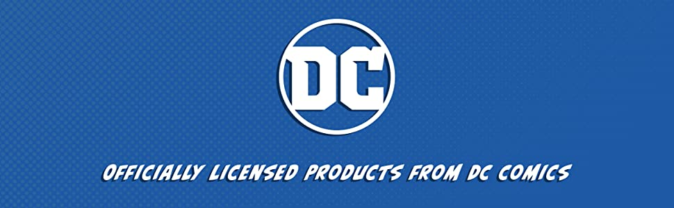 Officially Licensed Products from DC Comics
