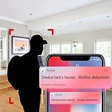 indoor outdoor home camera