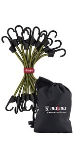 pulpo elastico maletero tensor cinchas cuerda elástica sujeción moto bici coche carga equipaje bulto