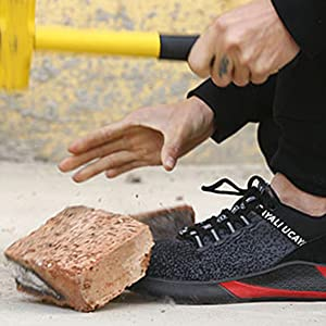 zapatillas de seguridad hombre