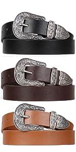 Western Belts for Women