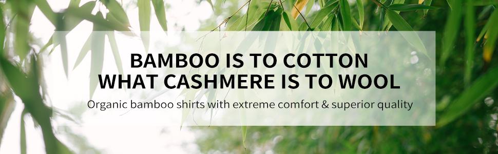 bamboo t shirt