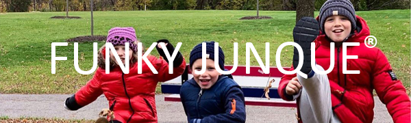 funky junque cc kids beanies hats scarves mittens gloves infant baby toddler boys girls child tot