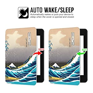 auto wake sleep