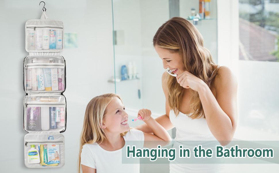 hanging Toiletry Bag
