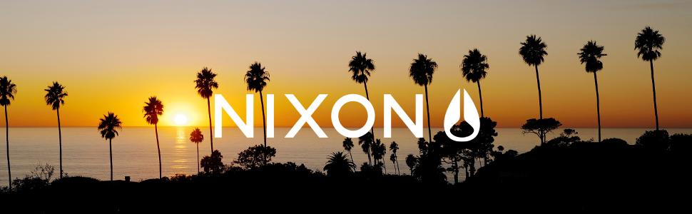 Nixon Amazon Banner