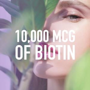 Sports Research Biotin 10,000mcg