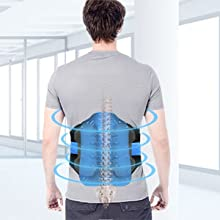 BIONIC DECOMPRESSION PLATE FOR MAXIUM LUMBAR SUPPORT