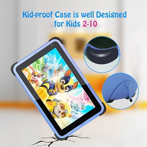 wifi tablet with case