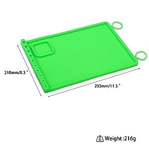 silicone mat