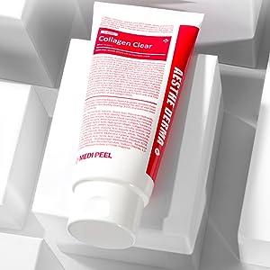 foam cleanser, face wash, pore tightening, skin refining, derma, oily skin, acne skin,deep cleansing
