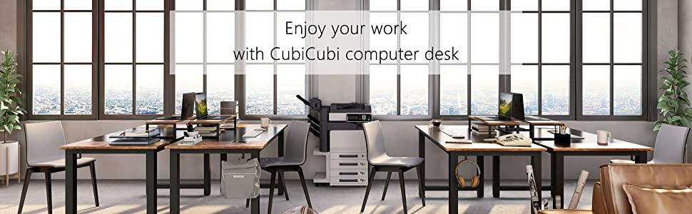 CubiCubi Desk