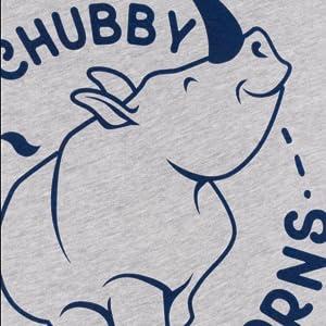 save the chubby unicorns screen printed men's grey t-shirt