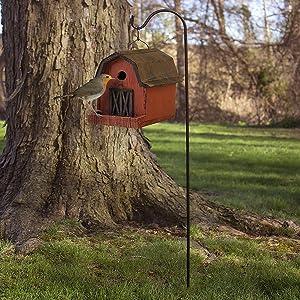 hooks for bird feeders bird hangers outdoor iron garden hook hanger bird feeder hook