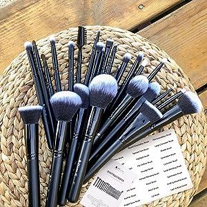 DUcare Makeup Brushes