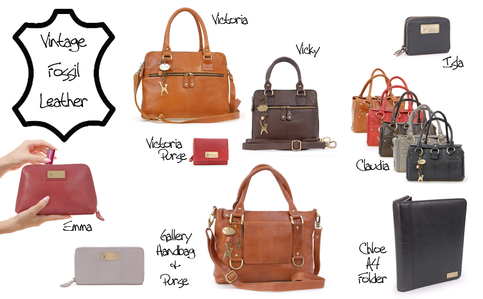 Catwalk Collection Mix and Match Handbags and Purses