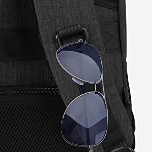 MATEIN Zaino Uomo Zaino per PC Portatile 15,6 Pollici Zaino Porta PC con Caricatore USB Zaino da