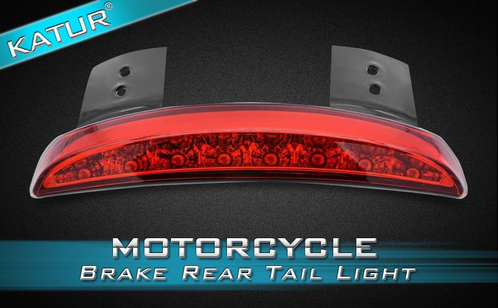 Fender Edge LED tail light for Harley Davidson