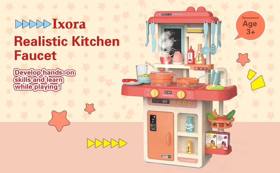 kitchen set for kids girl