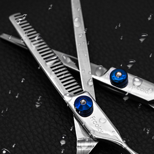 Hair cutting scissors 2