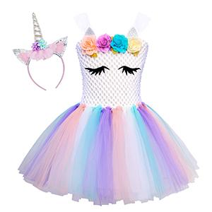 Tattered Glitter Sparkle Noël Halloween tutu jupe filles femmes robe fantaisie