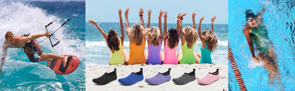 badeschuhe herren wasserschuhe barfussschuhe damen schwimmschuhe strandschuhe aquaschuhe