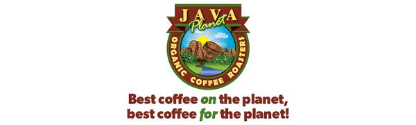 Java Planet Organic Coffee Roasters
