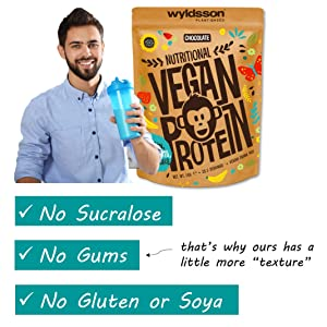 vegan protein powder plant based protein vanilla