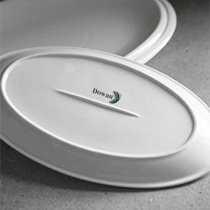 Porcelain Oval Platters