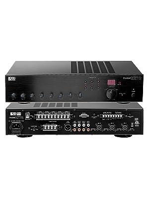 70v commercial amplifier