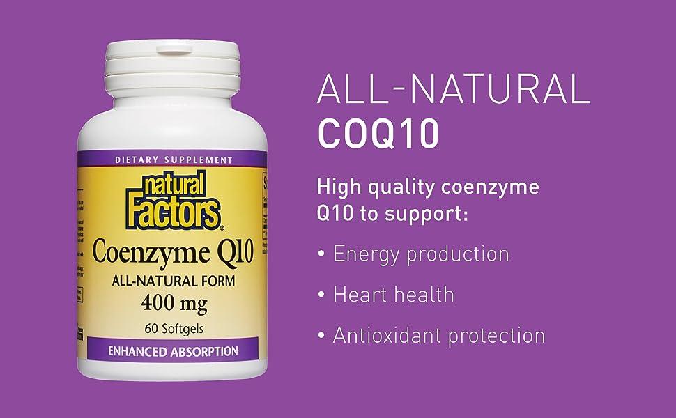 All-natural COQ10