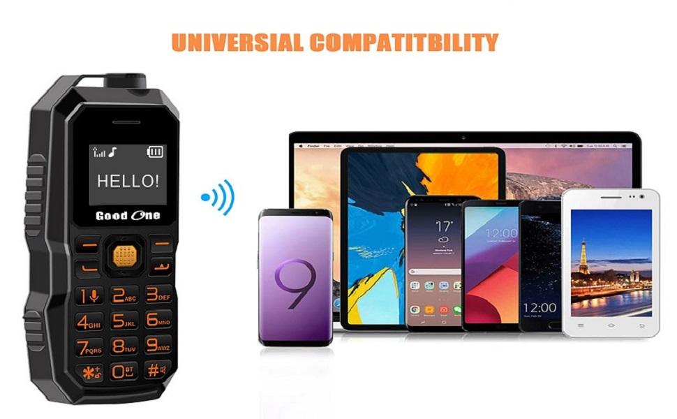 universal compatibilty