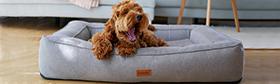 Hundebett-en brunolie Hundematte-n Hundedecke-n Hundekorb Auto Ersatz Katze orthopädisch testkode280