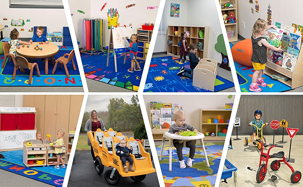 preschool, daycare furniture, classroom furniture, daycare, outdoor play equipment; payroom, daycare