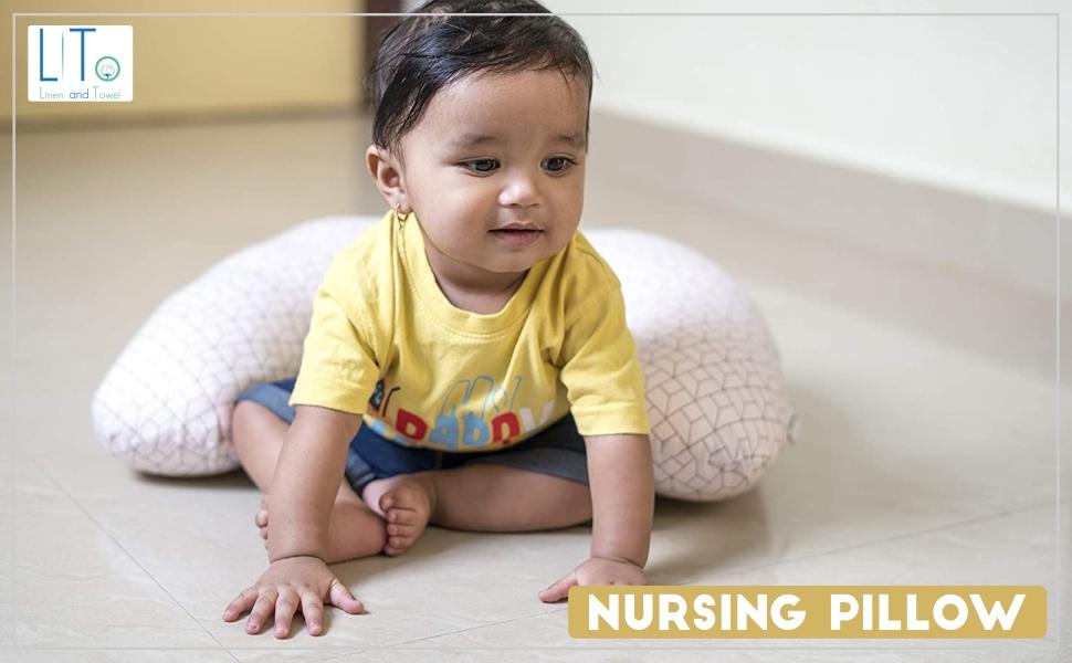 LITO (Linen and Towel) Nursing Pillows