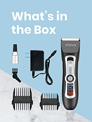 hair clipper trimmer inclusions