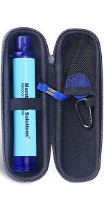 water filter case