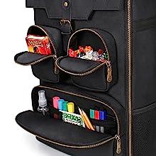 Exterior Game Pockets