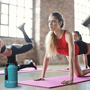 gourde eau bouteille sport boisson